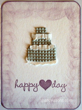 card...mulberry paper...cake...2