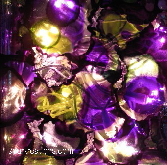 light box (passion purple, lime green, rainforest green
